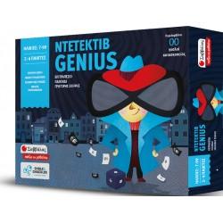 Ντετέκτιβ Genius - Επιτραπέζιο παιχνίδι γρήγορης σκέψης