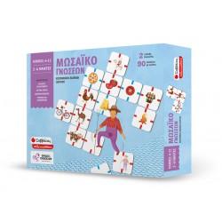 Μωσαϊκό γνώσεων: Επιτραπέζιο παιχνίδι λογικής